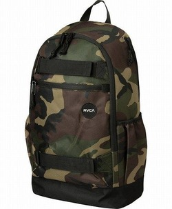 Push Skate Backpack camo