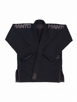 MANTO X3 BJJ GI black V1 1
