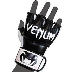 VENUM MMAグローブ Undisputed 黒