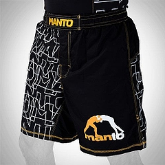 Shorts Yellow3
