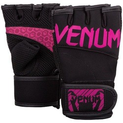 Essential Body Fitness Gloves blackneopink1