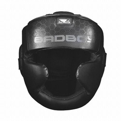 Legacy 20 Head Guard black 1