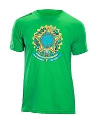 JACO Tシャツ Brazil Jiu-Jitsu 緑