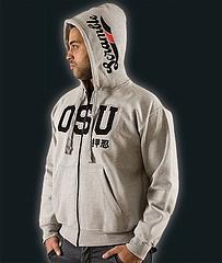 Hoody OSU Gray2