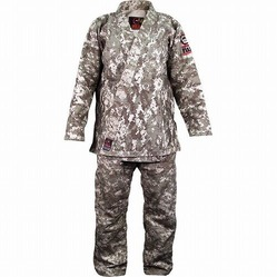 Fuji Limited Edition BJJ Gi Digital Camo 1