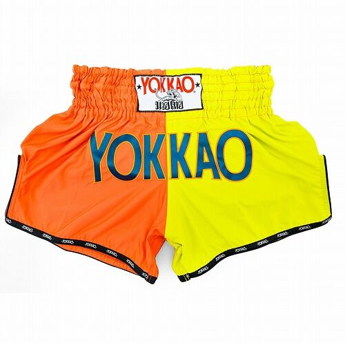 carbonfit-shorts-muay-thai-yokkao-double-impact-cherry-lime