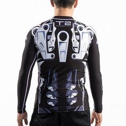 Terminator 2 Endoskeleton Rash 2