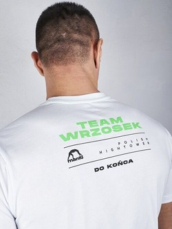 tshirt TEAM WRZOSEK white4