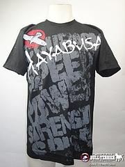 Hayabusa Tシャツ Aspss 黒