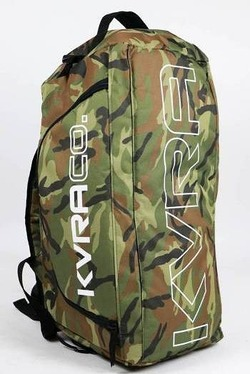 Mochila Multi Bag camo white 1