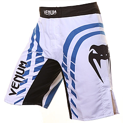 fightshort-blueline- White1
