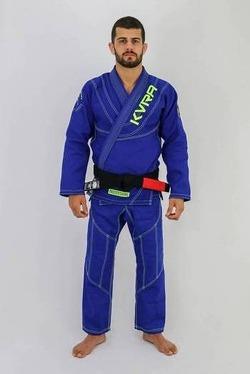 Kimono Shadow blue 1
