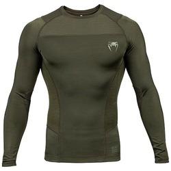 G Fit Rashguard Long Sleeves Khaki 1