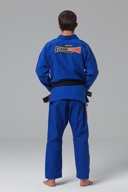 Kimono Pro Azul 3