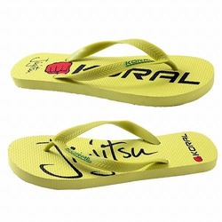 FlipFlops Yellowgreen