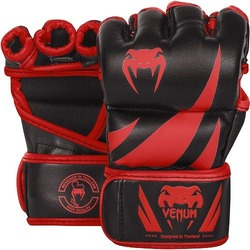 Challenger MMA Gloves blackred 1