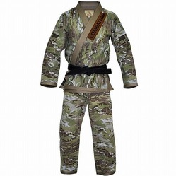 Fuji Sports Combatives BJJ Gi Multi-Camo 1