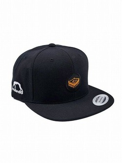 snapback cap RING black 1