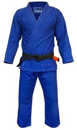 Elemental BJJ Gi Blue 1