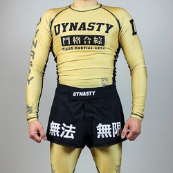 The Enforcer Chinese Triad Rash Guard3