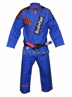 GI Light Weight Deluxe 2013 2014 Blue2