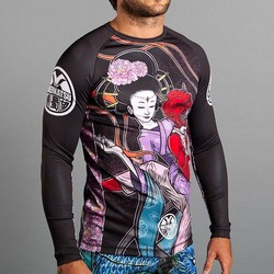 Divine Bow & Arrow Rashguard 1
