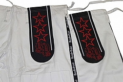 JiuJitsu GI Light Weight Deluxe White5