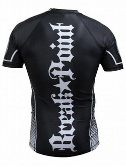 Elite Rash Guard black3