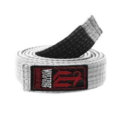 BJJ Belt white