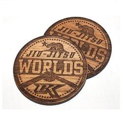 CK Coaster set - Worlds 1