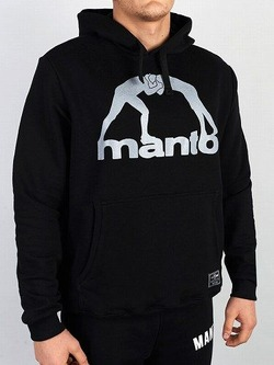 hoodie VIBE black1