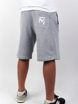 cotton shorts VICTORY light melange 2