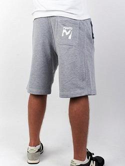 cotton shorts VICTORY light melange 2