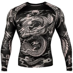 Dragons Flight Rashguard ls blacksand1