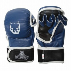 Blue Line Hybrid Training Gloves 1