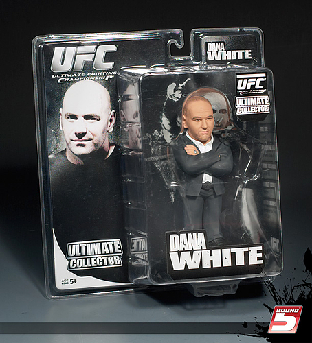UFCフィギュア ダナ・ホワイト