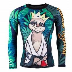 King Sloth Rash Guard 1