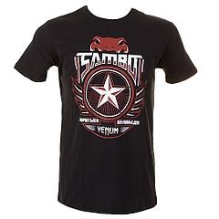 SAMBO T Shirt Black 1