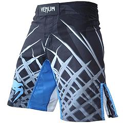 VENUM ファイトショーツ Edge 黒/白