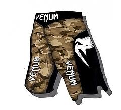 shorts Desert Storm Fullcamo 2
