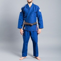 Athlite Competition Kimono blue 1