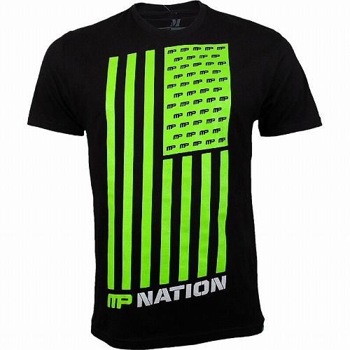 Nation Shirt BK1