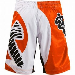 Shorts Chikara Orange4