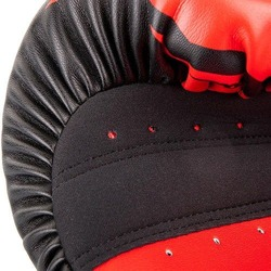 Challenger 30 Boxing Gloves blackred 4