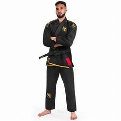 Lightweight Jiu Jitsu Gi black gold 2