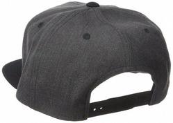 RVCA Twill III Snapback Hat 2