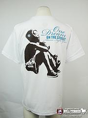 ATAMA Tシャツ One Dream(バックプリント)