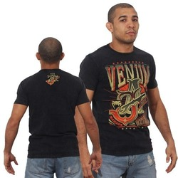 T-shirt Venum Jose Aldo Vitoria BK Orange1