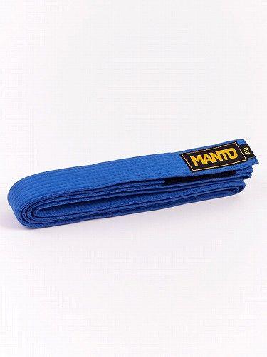 belt BJJ LOGOTYPE blue 2