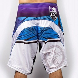 Palms Shorts Blue 2